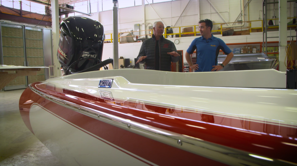 Powerboat Television